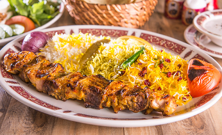 Makan Place Chelo Kabab E Bakhtiyari